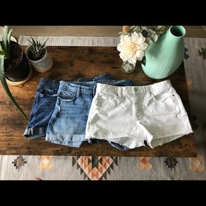 GAP Shorts Bundle!